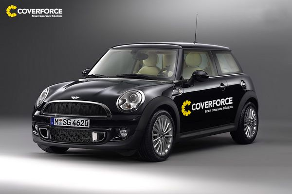 Coverforce Insurance Brokers - Mini Concept -