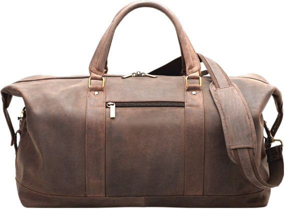 Weekend Bag Dark Brown