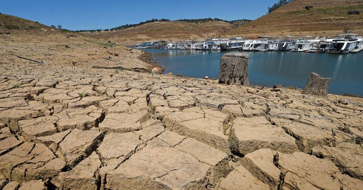 The California drought is even worse than you think - The signs of California's drought are obvious, but what might not be is just how historic the current drought truly is.