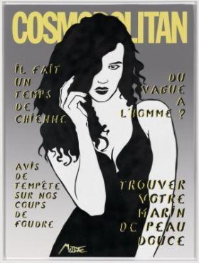 Cosmopolitan, tirage pigmentaire sur papier Fine Art Etch
