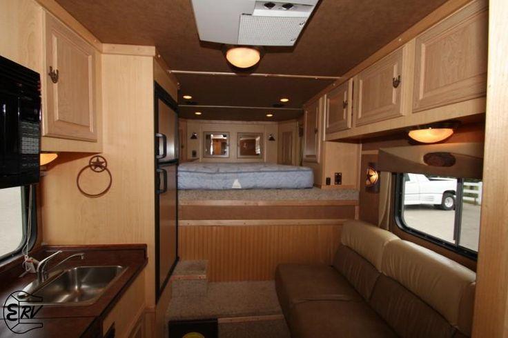 Diy Lq Horse Trailer Conversion Logan Coach 4