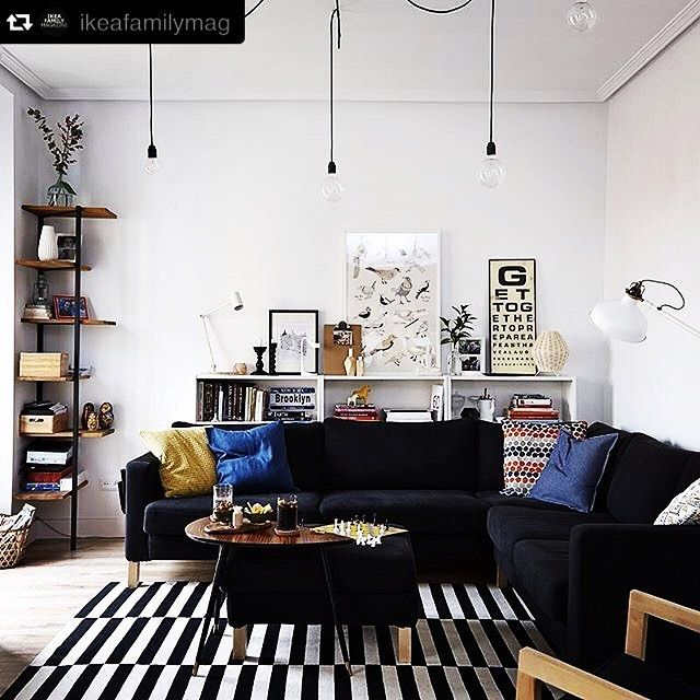 Our oasis in Madrid city centre I love that corner   best place at home! thanks @ikeafamilymag #madrid #oasis #supersiestas #comoencasaenningunlado #malasaña #instamadrid #decoration by bert77es