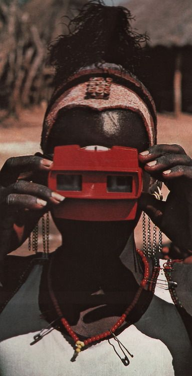 Shades of Swagger # 26 | Just another view master. Caputo, Robert. Ethiopia: Revolution in an Ancient Empire. National Geographic (May 1983), 614-45.