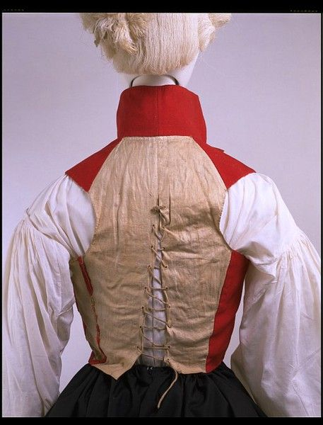 Riding habit waistcoat    Place of origin:  England, Great Britain (made)    Date:  1790-1795
