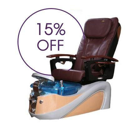 LSPA 2 Spa Pedicure Chair - $1,859  Website: http://athenaspa.us/   Call: 888-681-2256 Email: order@athenaspa.us