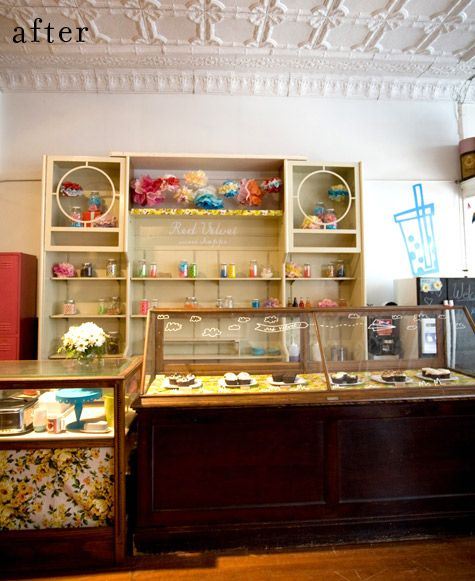 Own a bakery which looks like this.. :)