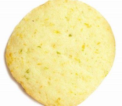 Citrus punch icebox cookies
