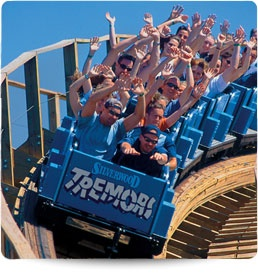 the gap roller coaster guide Roller coaster gets innovative chain solution  chain solution to a roller-coaster at one of  with wear blocks on every pitch to guide the chain.