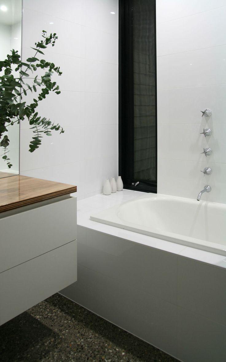 294 best bathroom images on pinterest architecture bathroom bathroom modern renovation in fitzroy north australia