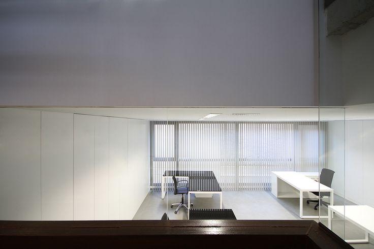 Grupo Martí offices.  Nonna Design.  Custom Space Solutions
