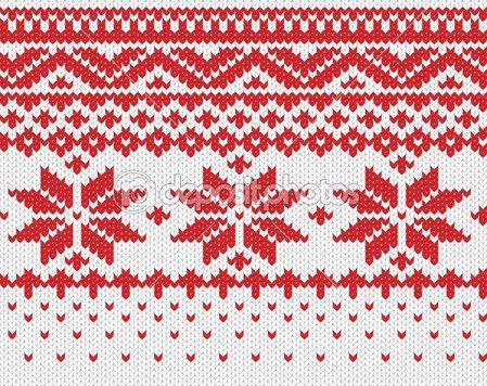 Бесшовный зимний праздничный образец на шерсти связал структуру. рождественский фон — Векторное изображение © Atelier_Agonda #56954981