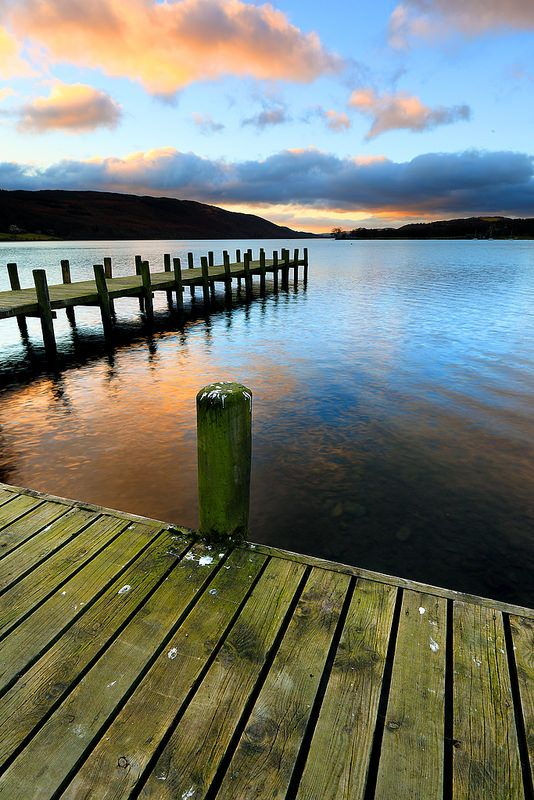 ~~The Jetty, Coniston Lake, Cumbria, England, UK by midlander1231~