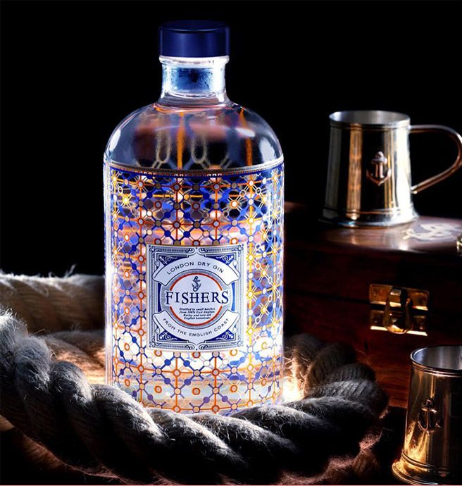 The Fishers Gin Story