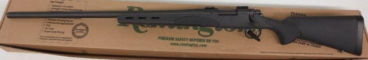 Un-Fired Remington 700 SPS  Varmint Left Hand .308 w/ box $595 - http://www.gungrove.com/un-fired-remington-700-sps-varmint-left-hand-308-w-box-595/