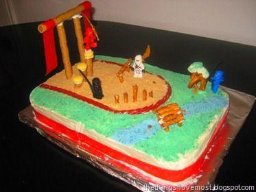 47 best Lego Ninjago Birthday Party Ideas images on Pinterest