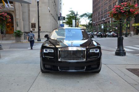 New 2018 Rolls-Royce Ghost EXTENDED WHEELBASE EWB | Chicago, IL