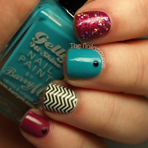 Advanced Nail Art: 340 Best Nail Art : Advanced Images On Pinterest