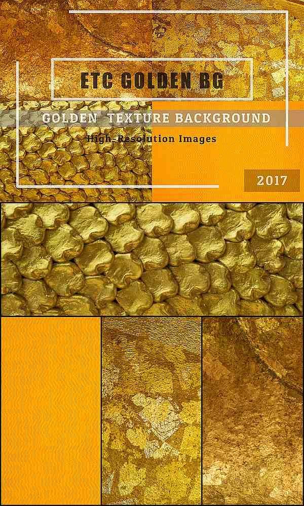 ETC golden textures