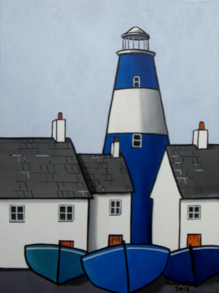 Win an original painting worth £325 by Paul Bursnall | Cornwall Today