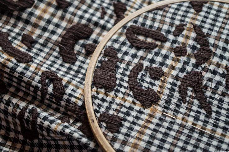 DIY - Personnaliser son tissu | Site DIY et couture