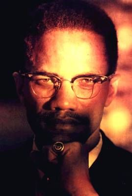 Top 25 most famous redheads http://listverse.com/2008/10/12/top-25-famous-redheads/ - #23. Malcolm X (1925 – 1965) – African American spiritual leader of the Nation of Islam during the American Civil Rights movement. Born Malcolm Little, he converted to Islam while in prison and became a powerful activist for black Americans until his unsolved assassination in 1965.