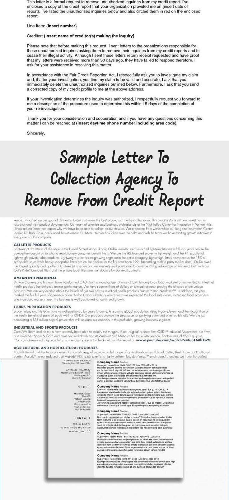 17++ Letter of deletion template ideas in 2021