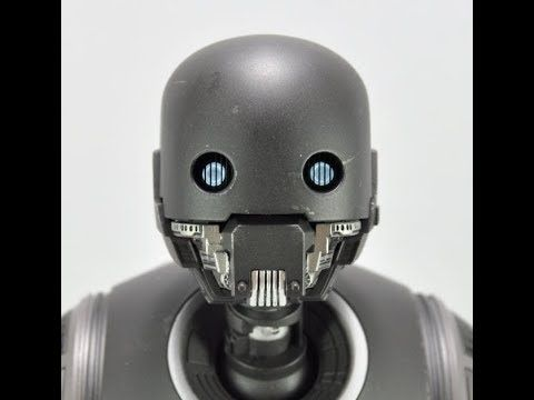 Electrified Porcupine - Toys, Collectibles, Action Figures, Music, WWE, and More!: Star Wars: Rogue One - K-2SO Sixth Scale Figure by...