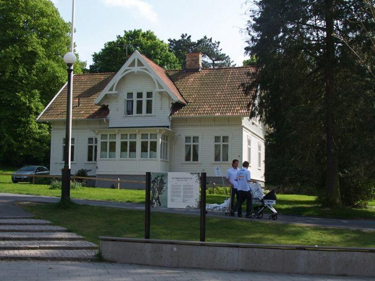 Fint hus