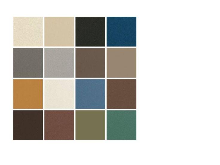 Design Evolution - Colours