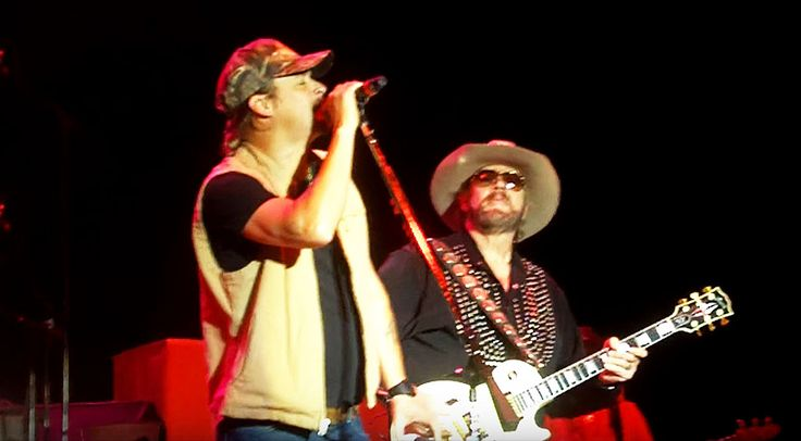 Country Music Lyrics - Quotes - Songs Kid rock - Hank Williams Jr.