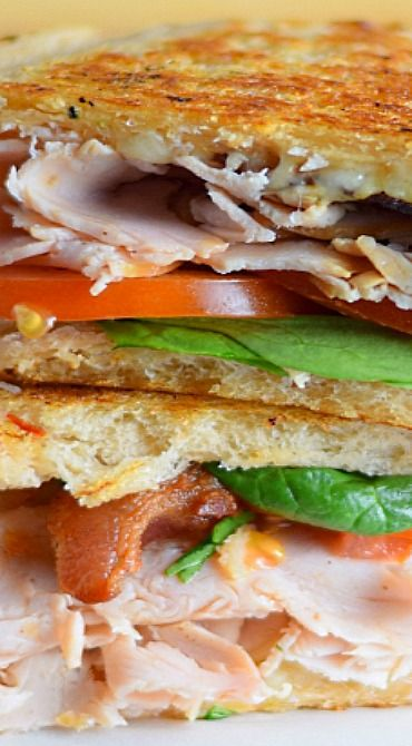 How to Make Panera's Bacon Turkey Bravo Sandwich