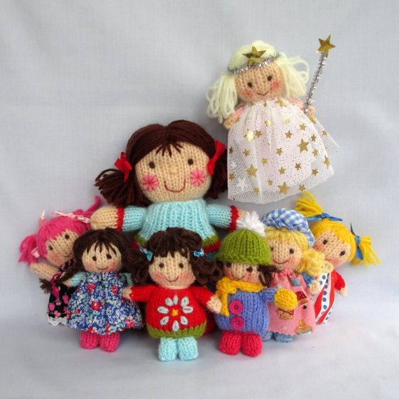 Knitting Jenny Toys : Images about knitted toys on pinterest