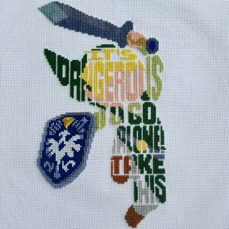 Ethan's Embroidery : Photo