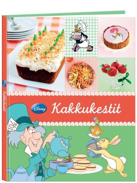 Kakkukestit -kirjan avulla loihdit lasten juhlapöydän komistukseksi Nemon merimaisemakakun, Arielin simpukkakakun tai vaikkapa Kanin porkkanakakun. Suussa sulavan herkullisessa kirjassa esitellään 24 Disney-aiheista juhlaleivonnaista. Muun muassa prinsessoilla, Ankkalinnan hahmoilla ja klassikkoelokuvien sankareilla on omat nimikkokakkunsa. Perinteisten täytekakkujen lisäksi kirjasta löytyy ohjeet esimerkiksi maukkaisiin muffinsseihin ja kakkutikkareihin.