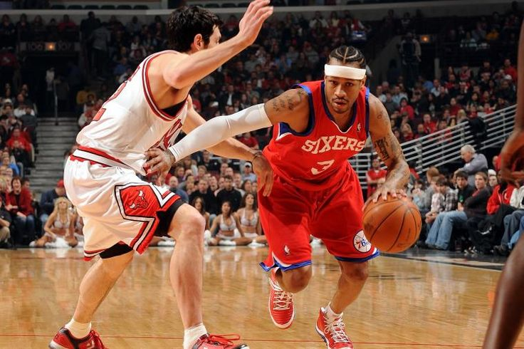 NBA Releases Video of Allen Iverson's Best Crossovers on Jersey Retirement Day