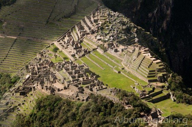 Complejo de Machu Picchu Peru