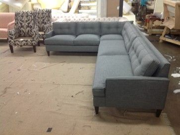 Slipcovers For Sofas Monarch Sofas Kendra style sectional link http Midcentury Sectional SofasHouzzDallasLos Angeles