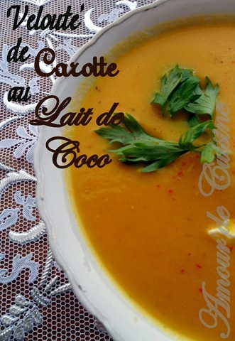 veloute de carotte 144