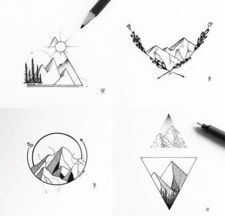 Tattoo Mountain Wanderlust 46+  Ideas – tattoo, jewerly, other accessories