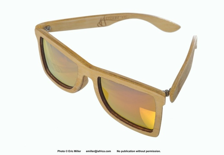 bamboo sunglasses.  James Jesse:  Cape Town's original sustainable bamboo sunglasses, individually handcrafted. High quality Zeiss lenses.