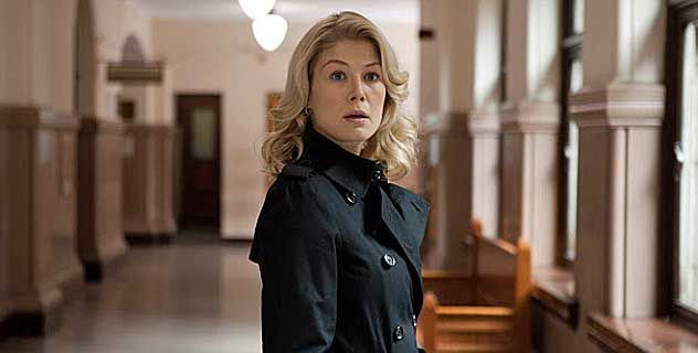 "Rosamund Pike has also seem to come out of nowhere although she has been in films before. Her role as a missing woman of a sketchy husband (Ben Affleck) in the much talked about thriller ""Gone Girl"" will no doubt get her a Best Lead Actress Oscar nomination and will also ensure she'll be in films for years to come.    Cineplex, Andrea Miller"