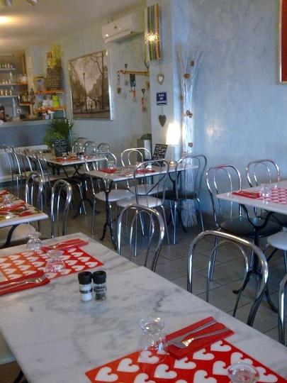 Restaurant - L'Assiette Amoureuse