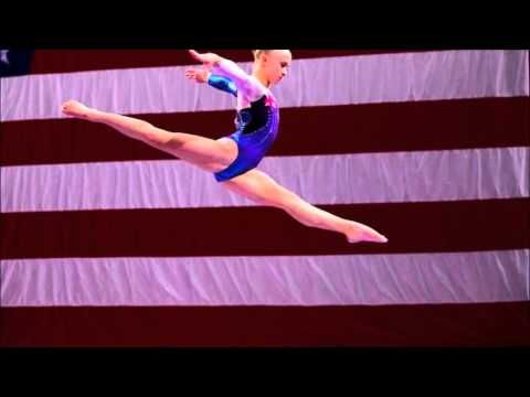 Rotten to the Core Gymnastics Floor Music - YouTube