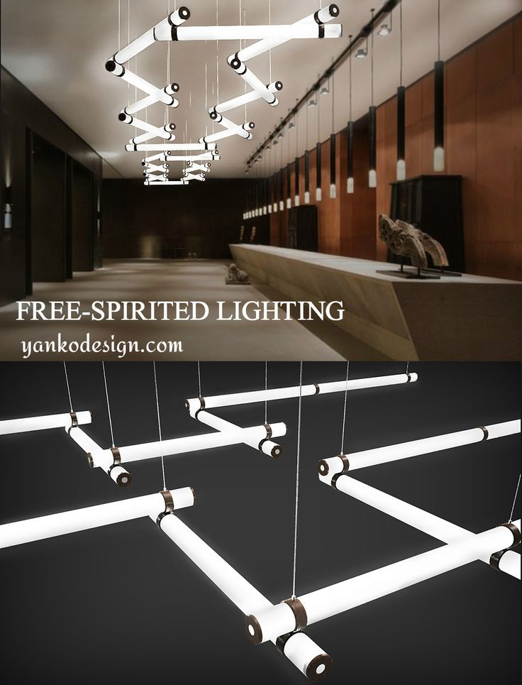 A Minimally Designed Lighting System With A Wide Variety Of Applications,  These Connected Lights Bring