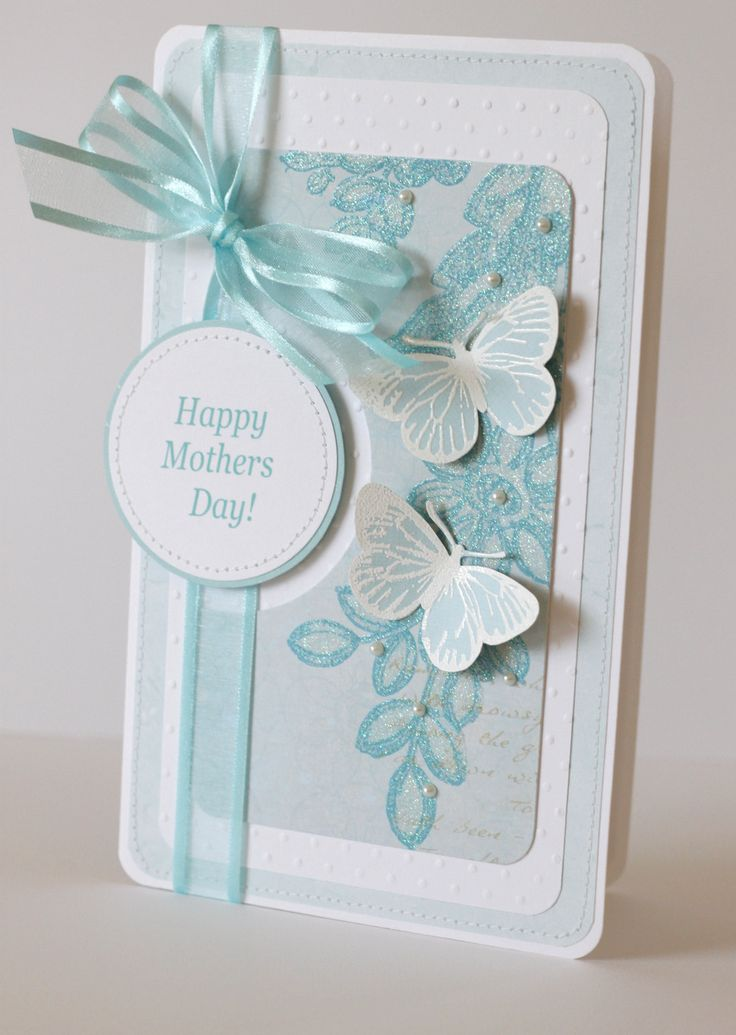 Sandra @ ribbonsandfavors.com Inspiration photo. Created by Anya at My Creative Corner. No tutorial but if you have a little cardmaking experience this will get you off and running (or cut and pasting).