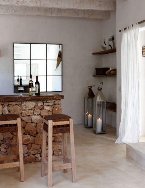 casas rurales decoracion interior - Buscar con Google