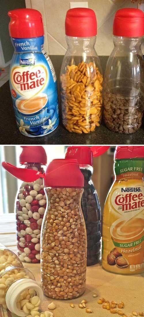 Top 22 Craziest Ways to Reuse Empty Food or Drink ...