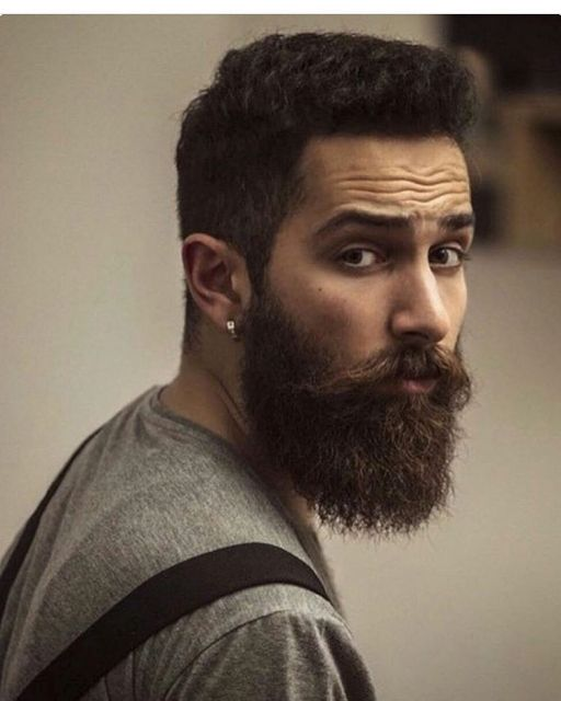 17 best images about facial hair on pinterest barbers beard grooming and men 39 s haircuts. Black Bedroom Furniture Sets. Home Design Ideas