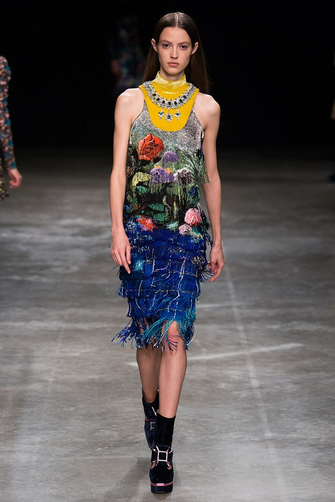 Mary Katrantzou Fall 2017 Ready-to-Wear Collection Photos - Vogue