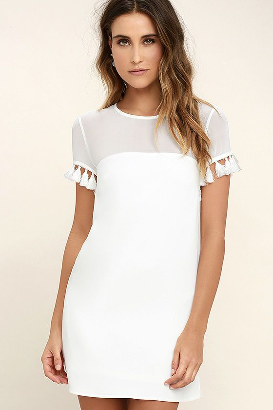Shift Dresses for Teenagers